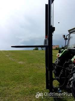 Jungheinrich Hubmast für Traktoranbau, Heckstapler, Anbaustapler, Staplerhubmast Foto 9