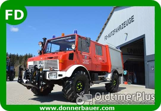 Mercedes Unimog 1300 Doka, Doppelkabine photo 1