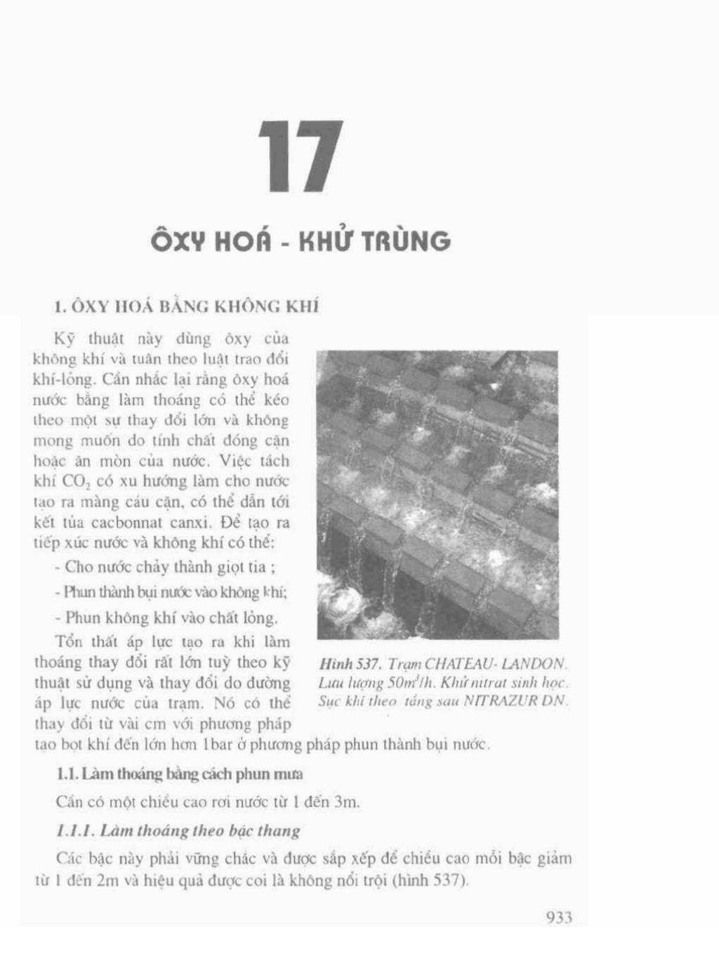 Sổ tay quản lý nước (Tập 2): Phần 2