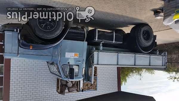 Scania Kipper Scania Vabis L110 Kipper Foto 1