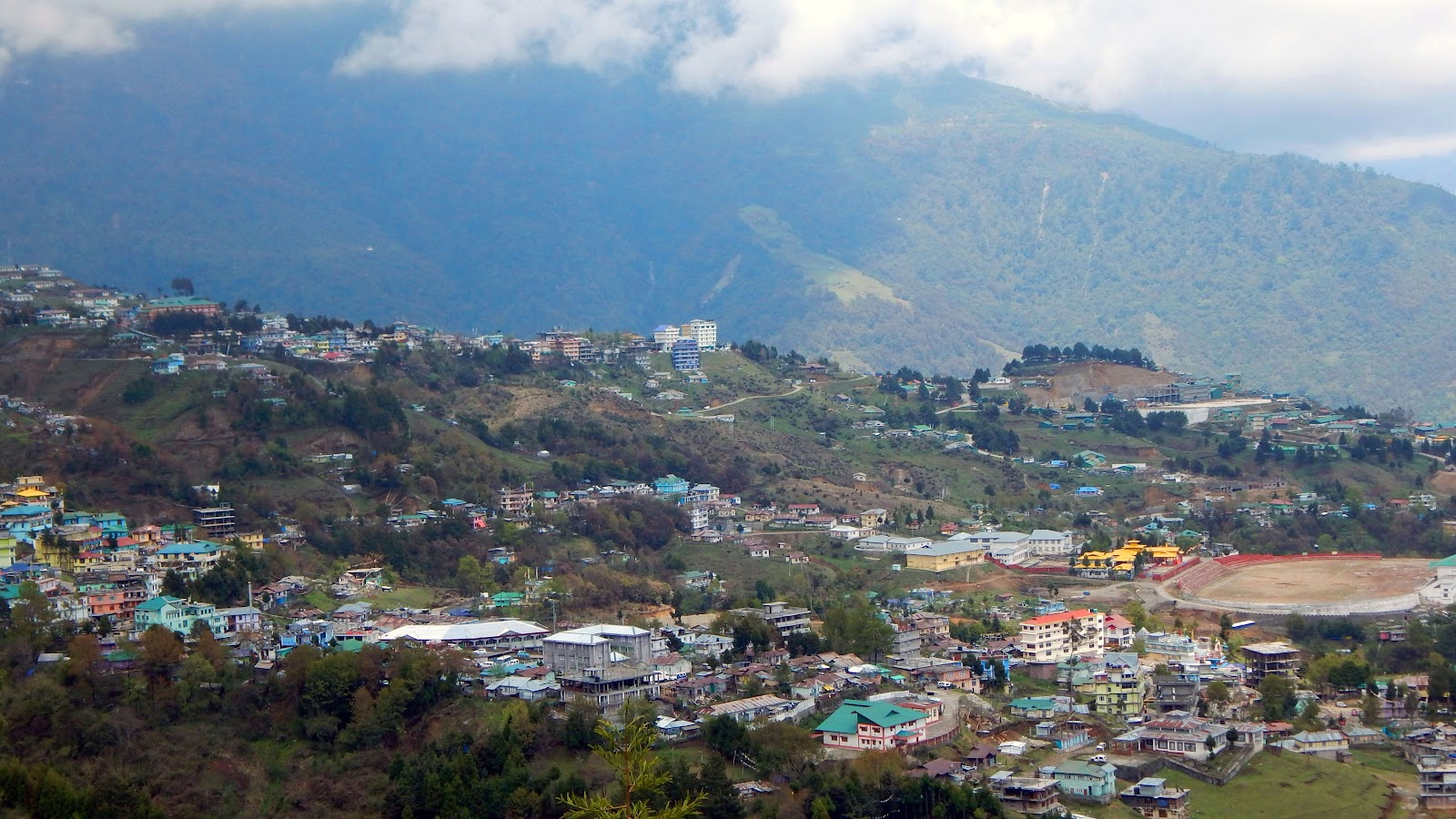 Tawang Valley Pic
