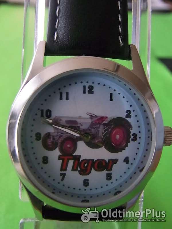 Eicher Tiger Armbanduhr Foto 1