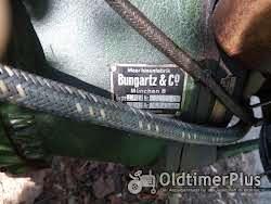 Bungartz Einachstraktor L5D mit Anhänger Foto 3