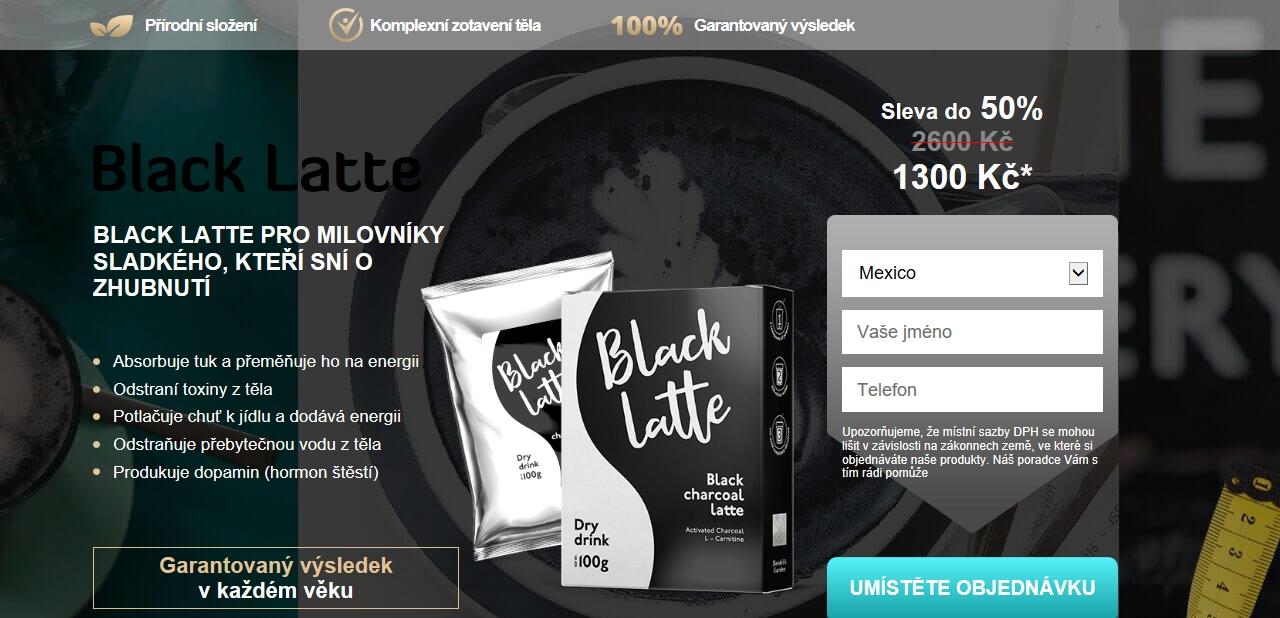 kde koupit Black Latte