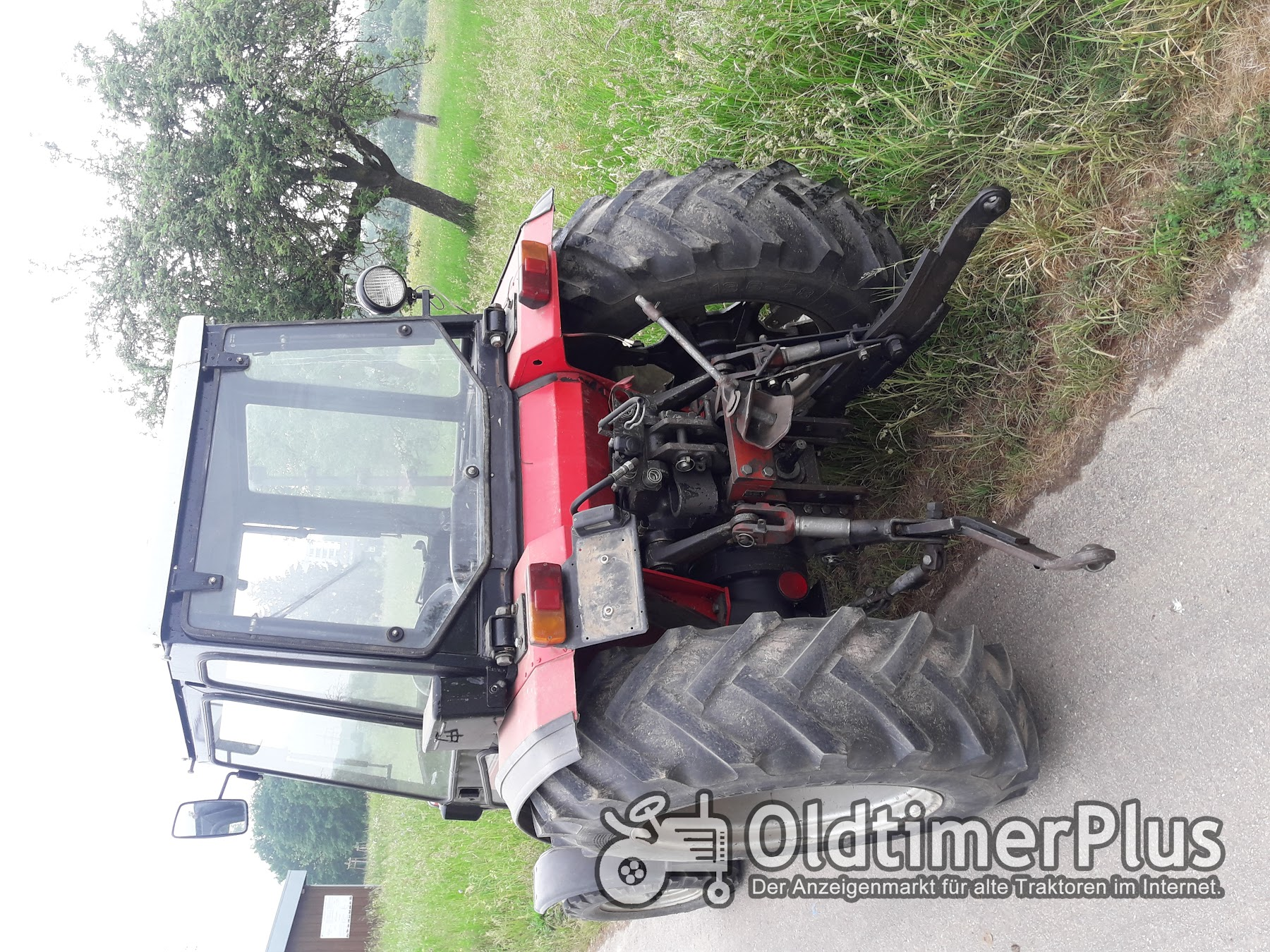 Massey Ferguson 174 s photo 3