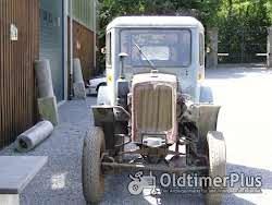 MAN C40A - Straßenschlepper von 1955 - Originalzustand.
