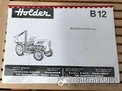 Holder B 12 B photo 8