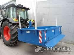 HEITEC Heckcontainer Kippschaufel Foto 3