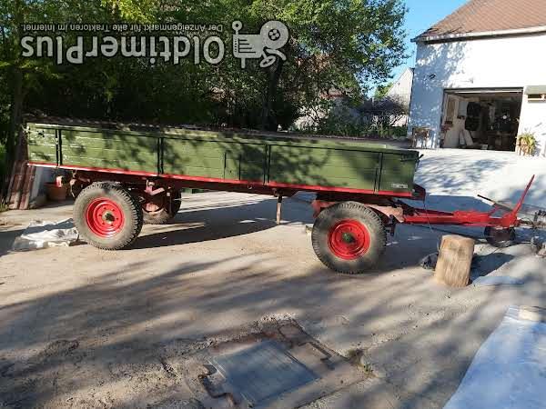 Anhänger-Köstner Ackerwagen Foto 1