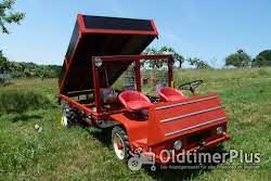Sonstige Schweizer Bergtraktor, Schlepper des Herstellers Bucher, Typ TRL 2600 Foto 4