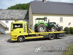 Traktortransporte Landmaschinentransporte Foto 2