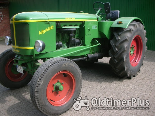 Deutz F4L514 + F6L514 Motor Foto 1