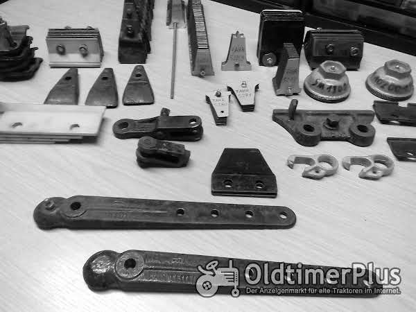 FAHR Fahr Ersatzteile für Mähbalken siehe Fotos Foto 1