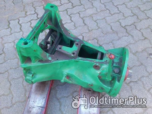 Deutz F2L612/x; D25.1 Kupplungsglocke mit Vorschaltgetriebe Foto 1
