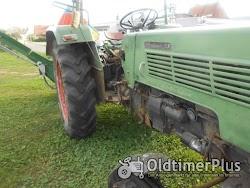 Fendt Farmer 2 S Schnellgang Foto 3