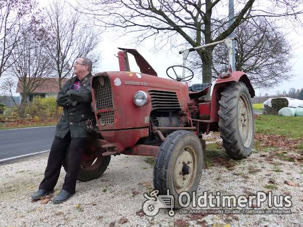 Güldner G 30 S Schnelläufer mit Messerbalken Mähwerk Foto 1