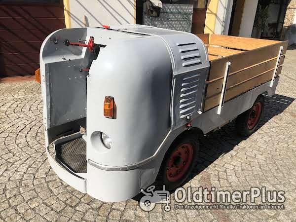 IFA Dieselameise M21 Foto 1