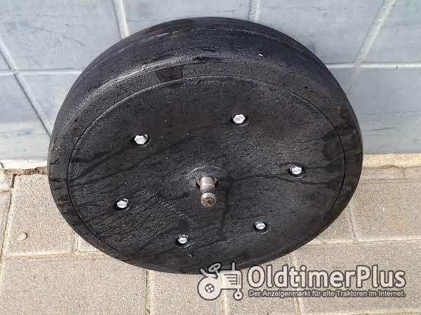 Horsch Druckrolle 7,5cm Foto 1