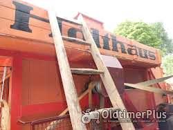 Holthaus, Welger, Fahr Dreschmaschine Foto 3