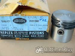 Allis Chalmers Tractor pistons Foto 3