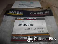 IHC/CASE Wellendichtring Nr. 3216278R2 Foto 3