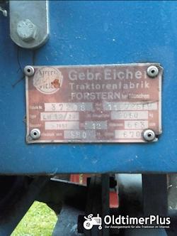 Eicher LH 12 Foto 2