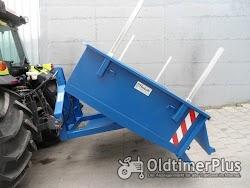HEITEC Heckcontainer Kippschaufel Foto 2