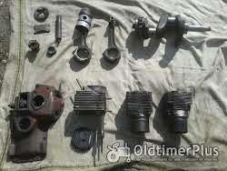 Fahr 130  Güldner ALD Motor ersatzteile 2LD Foto 2