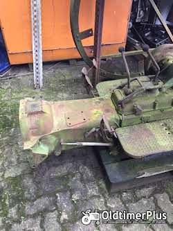 Deutz Getriebe, Schaltgetriebe für  D40.1S Foto 5
