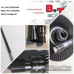 Fendt Turbokupplung Verzahnung defekt 100-800 Serie