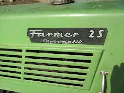 Fendt Farmer 2S Turbomatik Foto 5