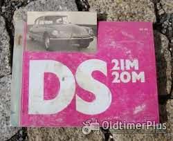 Betriebsanleitung Citroen D Super D Special ID / DS 1971 Foto 4