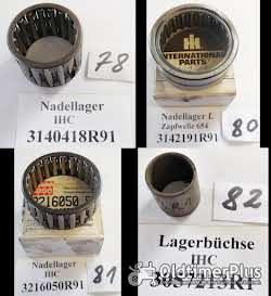 IHC Ersatzteile, Schlepperteile, Sortiment C Foto 5