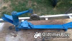 Hanomag Handbremshebel komplett R435, R324 und andere Foto 3