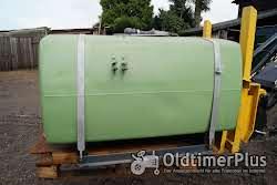 Fricke Spritze Fribiel 3 - 800 L für Unimog DK 60 - Aufbauspritze Foto 4