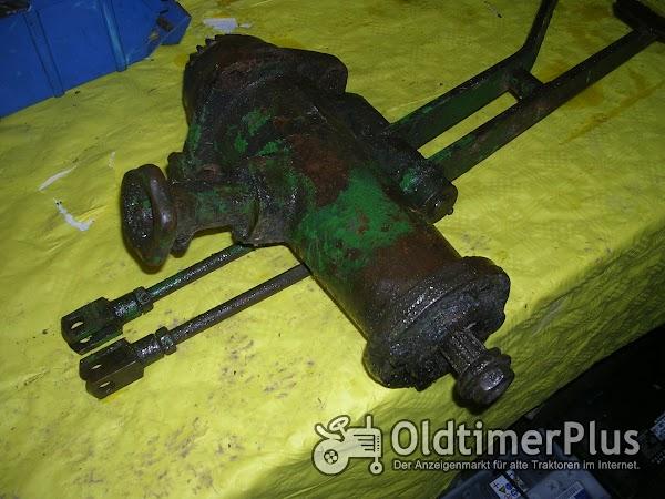 Deutz F1M414 u.F1L514 Riemenscheibenantrieb Foto 1