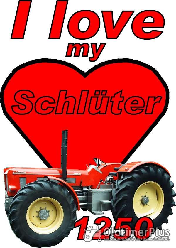 I love Schlüter 1250 T-Shirt Foto 1