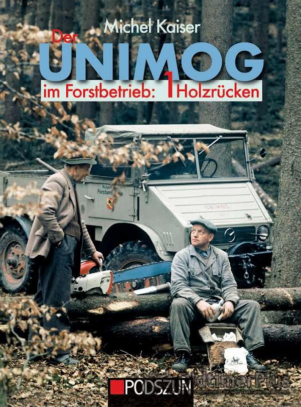 Unimog im Forst Foto 1