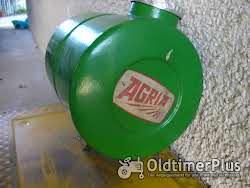 Agria Benzintank mit Deckel Foto 3