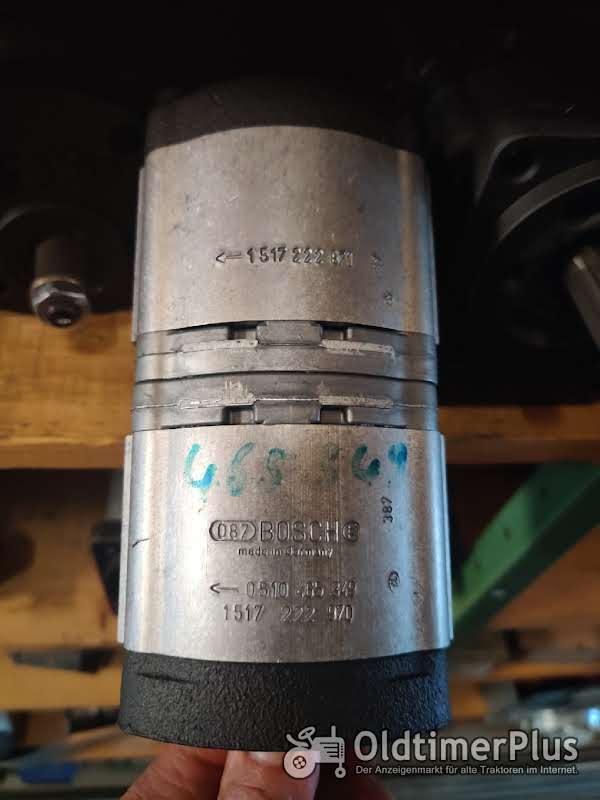 Bosch  Zahnradpumpe IHC 0510465349 Foto 1