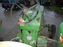 John Deere 3010 Benzin Foto 6