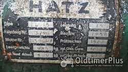Hatz TL 15 Foto 4