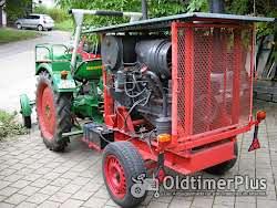 Deutz Motor A4 L514 passend für Schlepper F4 L514 ! Foto 2