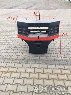 Frontgewicht Heckgewicht Kontergewicht Foto 3