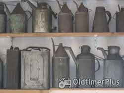 Auflösung Ölkännchensammlung Foto 5
