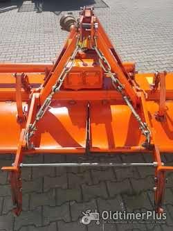 HOWARD Fräse  - HED 255 DU mit 3 - Punkt - Hitch und Schaltgetriebe! Foto 2