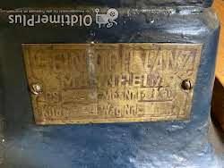 LANZ Lanz Bulldog 12 PS - Originalfahrzeug ! Foto 10