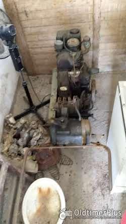 Güldner Hydraulik Aggregat selten Foto 2