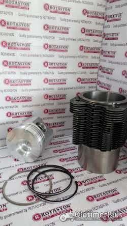 DEUTZ Kolben+Laufbuchsen / Kit Set (Piston+Cylinder Liner + Piston Rings ) Foto 3