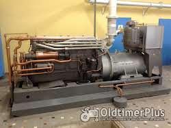 Motor Deutz BA 8M 517   --250PS bei 1500U/min.  Stromaggregat, Standmotor Notstromaggregat 200 KVA   /  289Ampere Foto 3